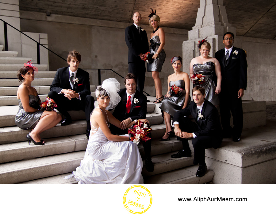 Toronto Wedding Pictures